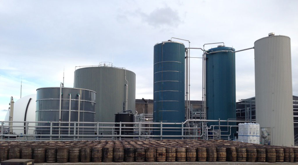 Anaerobic Digestion Technology For Treatment Of Distillery Waste Environmental Sciences Essay