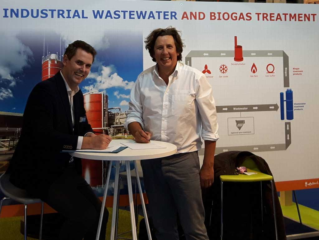 Aquabio And Econvert Co Operate To Deliver High Rate Anaerobic Digestion Technology